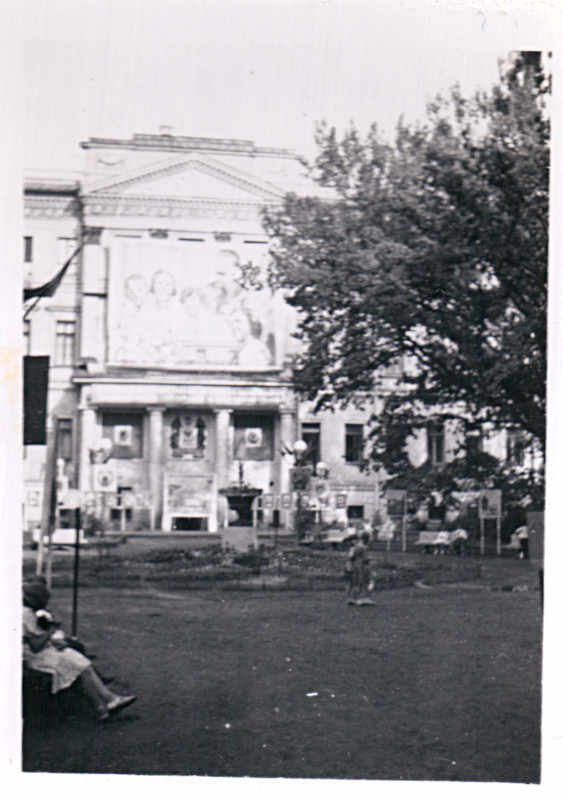 29.07.1938 — Leningrad. Children's Theatre